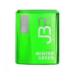 JBR Wintergreen Snuff Tin 10g - 1 GPK mit 10 Dösli
