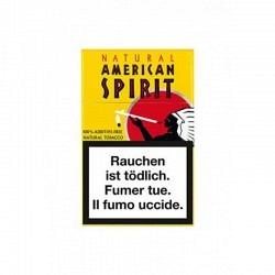 American Spirit Gelb Box - 1 Original Stange mit 10 Päckli