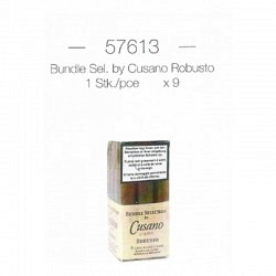 Bundle  Sel.by Cusano Robusto 1 x 9