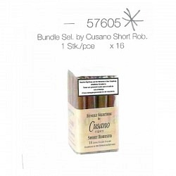 Bundle SEl. by Cusano Short Robusto 1 x 16