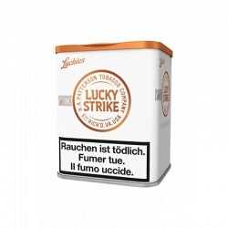 Lucky Strike MYO White 4 x 95 gr. Dosen 1 Original GPK mit 4 Dosen