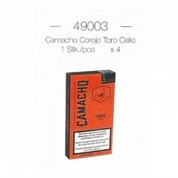 Camacho Corojo  Toro Cello 1 x 4
