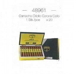 Camacho Criollo Corona Cello 1 x 20