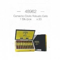 Camacho Criollo Robusto Cello 1 x 20