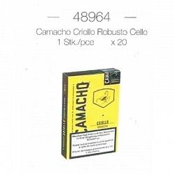 Camacho Criollo Robusto Cello 1 x 4