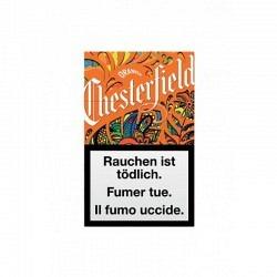 Chesterfield Orange Box  - 1 Original Stange mit 10 Päckli