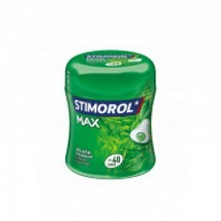 Stimorol Max Splash Spearmint  88gr. Bottle 1- Original GPK mit 6 Stck.