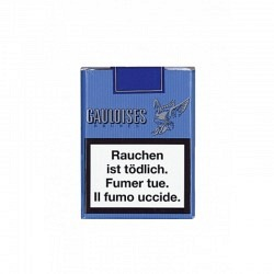 Gauloises Brunes ohne Filter Soft - 1 Original Stange mit 10 Päckli