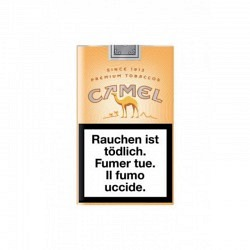 Camel Orange Soft- 1 Original Stange mit 10 Päckli