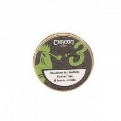 Chacom No 3 50 gr. NEUHEIT - 1 Original GPK mit 5 Dosen