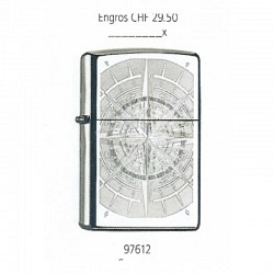 ZIPPO Compass Original Zippo
