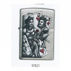 ZIPPO King and Queen