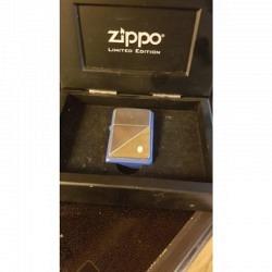 ZIPPO LIMITED EDITION Original Zippo in Geschenk Box