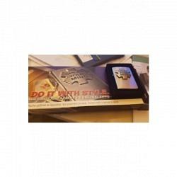 Zippo original SPEAK YOUR  MIND  Werbe Box von Philipp Morris ohne Zigaretten