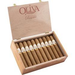 1 Kiste Oliva  Connecticut Reserve Robusto 5x50 20 Zigarren