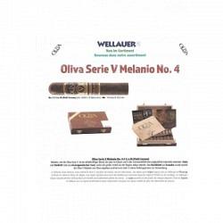 Oliva Serie V Melanio Petit Corona 4 1/2 x 46 10 Stck.