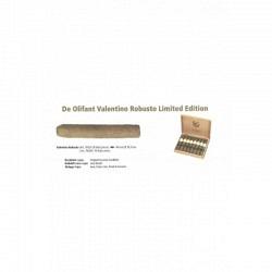 De Olifant Valentino Robusto Limited Edition-  Aktion