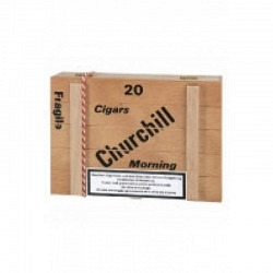CHURCHILL MORNING 1 GROSSE BOX  MIT 1 X20
