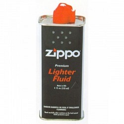 Zippo Benzin Standard 125 m Dose -  Original Zippo