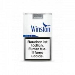 Winston Blue Soft - 1 Original Stange mit 10 Päckli