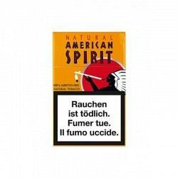 American Spirit Orange Box Zigaretten -1 Original Stange mit 10 Päckli