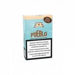Pueblo Blue Box   Zigaretten- - 1 Original Stange mit 10 Päckli