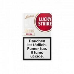 LUCKY STRIKE  NEW ORIGINAL BOX -  1 Original Stange mit 10 Päckli