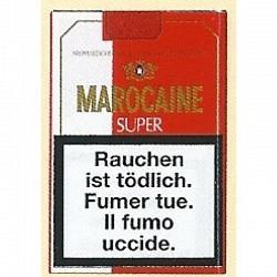 MAROCAINE SUPER Soft  - 1 Original Stange mit 10 Päckli
