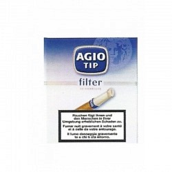 Agio Tip  Filter   x20 -  1 Original GPK  mit 10 Stck.