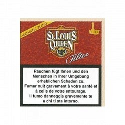 St. Louis Queen Filter x10  -1 Original GPK mit 5 Stck.