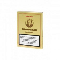 Churchill Morning Sumatra 2 x5  - 1 Original Pack mit 2 Einheiten