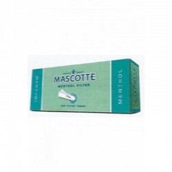 Mascotte Menthol 200-er  Zigarettenhülsen 1 GPK mit 5 Hülsenpack