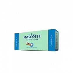Mascotte Smooth/Carbon  200er  Zigarettenhülsen 1 x 5
