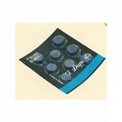 Dupont Flints blau  x 8