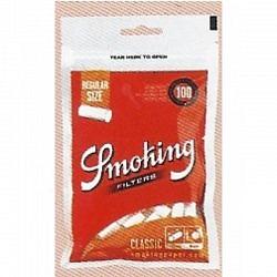Smoking Filter Regular Classic Filters Regular Size Classic Orange- 1 Original GPK mit 25 Stck.