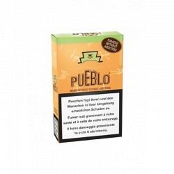 Pueblo Orange Box Zigaretten ohne Zusatzstoffe 1 Original Stange mit 10 Päckli