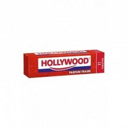 Hollywood Kaugummi Erdbeer  11er 31 gr.-1 Original GPK mit 20 Stck.