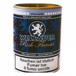 Wellauer Black (Rich Flavour) in 140 gr. Dose Aktion mit Gratishülsen(100)