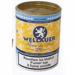 Wellauer Fleur Du Roi no 1  -140 gr gr. Dosen Aktion mit Gratishülsen (100)