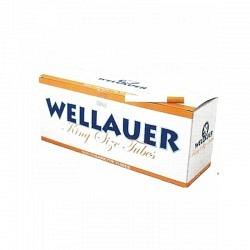 Wellauer 200-er Zigaretten Hülsen  1 x 5