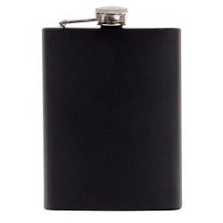 Flachmann 99117 -Stainless Steel Flask 64 oz