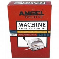 Angel de Luxe Zigaretten Maschine- Aktion mit Gratishülssen