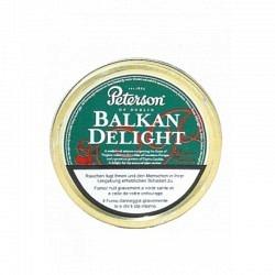 Peterson Balkan Delight Tin 50gr.  1 Original GPK mit 5 Dosen