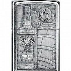 Zippo Jack Daniel's Bottle Barrel