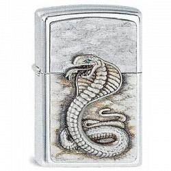 Zippo Green Eyed Cobra