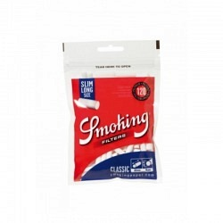 Smoking Filter Slim Classic Long 1 x  30 Stck