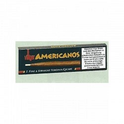 Villiger Americanos  - 1 Original GPK mit 5 Stck.