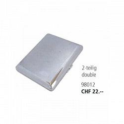Zigaretten Etui aus Metall -2 teilig_1