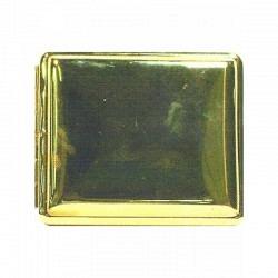 Zigaretten Etui aus Metall -2 teilig - Exklusiv Serie 77302