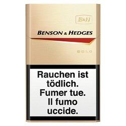 Benson & Hedges Classic Gold Box  - 1 Original Stange mit 10 Päckli